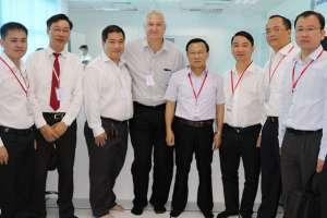 Xưởng may đồng phục tại HCM