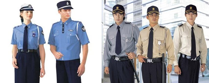 May đồng phục bảo vệ đẹp tại quận 6