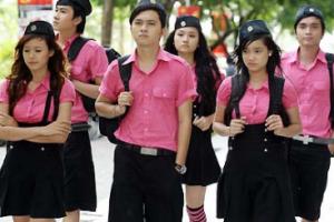 May đồng phục học sinh tại quận 6