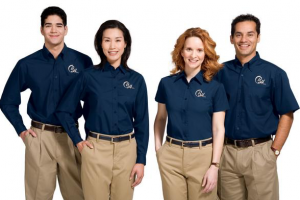 Địa chỉ may áo sơ mi đồng phục công sở đẹp tại quận 6