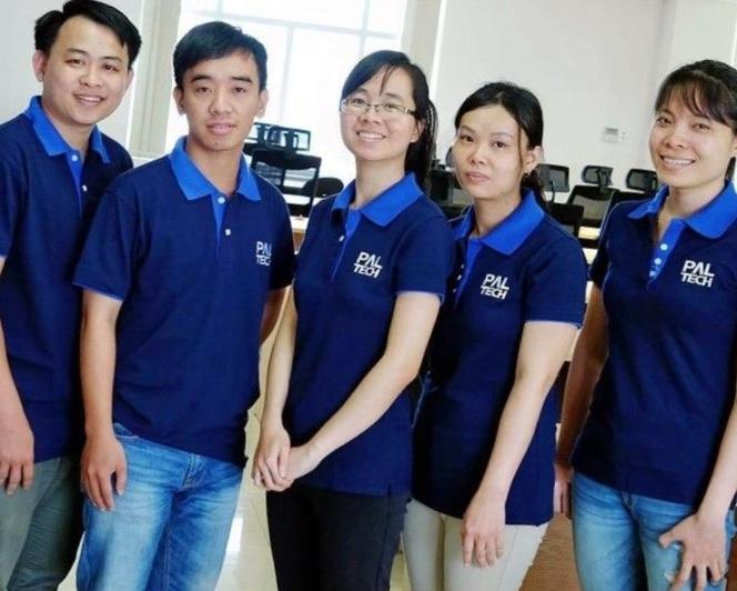 Tìm xưởng may áo thun đồng phục giá rẻ tại quận 6