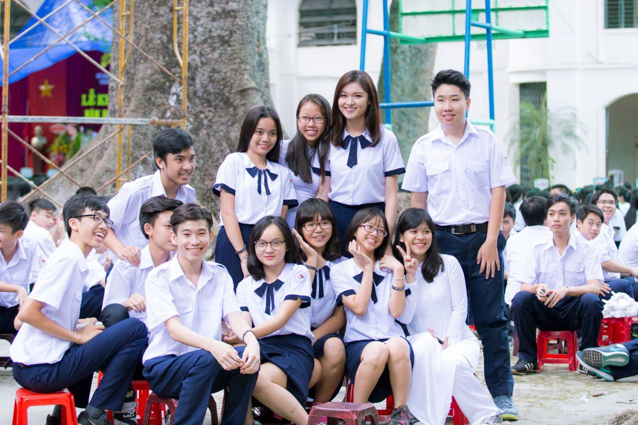 Xưởng may đồng phục học sinh giá rẻ
