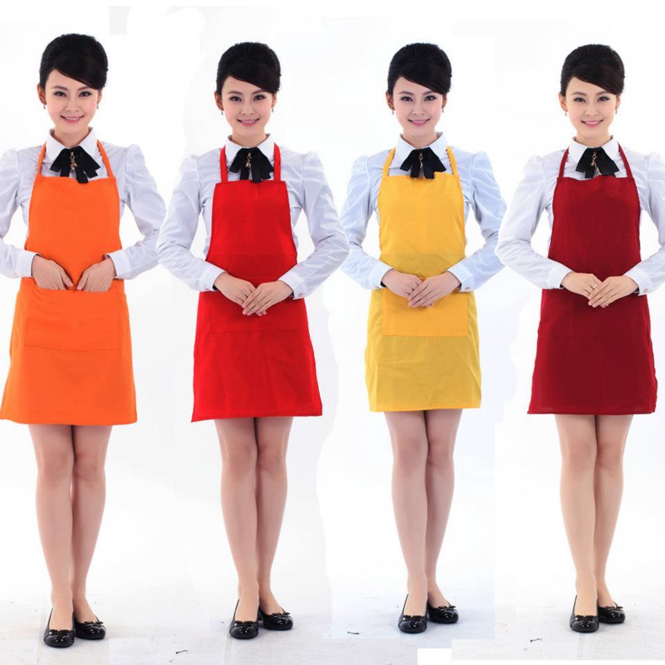 Sơ mi đồng phục nhà hàng nhiều màu tay dài