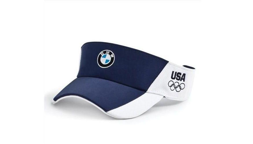 Đồng phục nón kết nửa đầu phối màu trắng xanh có thêu logo